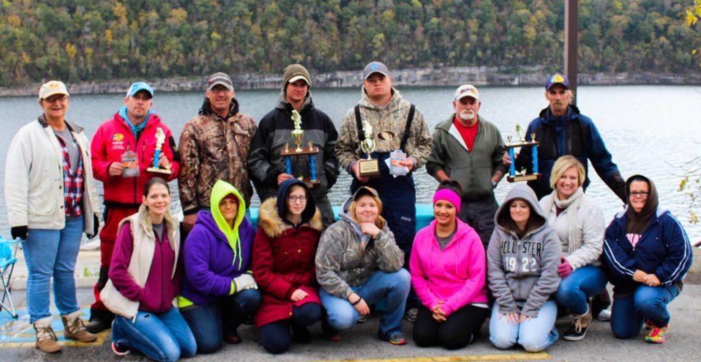Fishing Tournament Winners